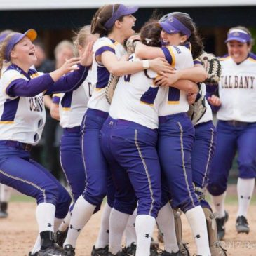 Amelia Ely Goes Yard for UAlbany in Win for Great Danes